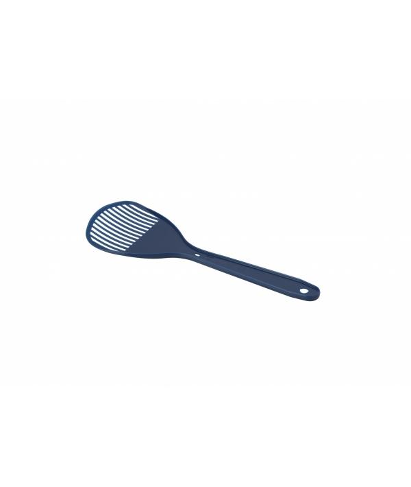 Совок, 10х28х7см, черничный (cat litter scoop) MOD – C154 – 331.