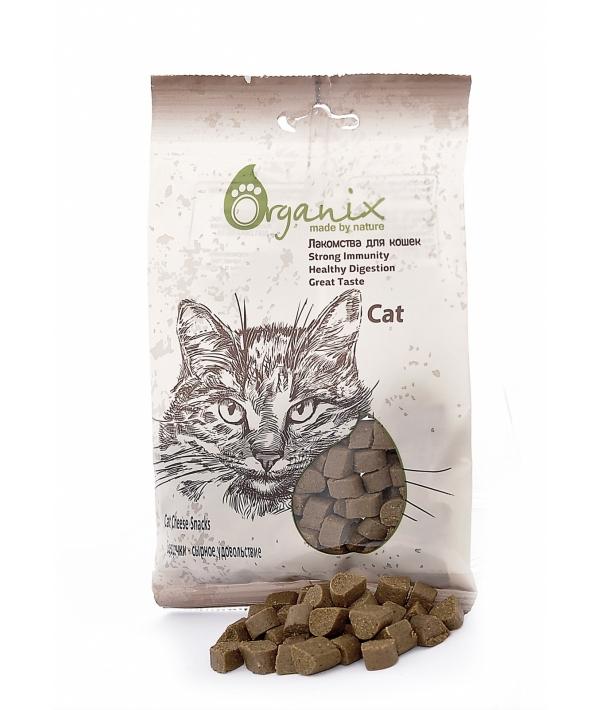 Лакомства для кошек Сердечки – сырное удовольствие. (Cat Cheese Snacks) D3011