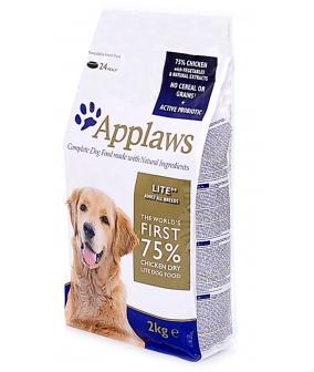 """Беззерновой для Собак – контроль веса """"Курица/Овощи: 75/25%"""" (Dry Dog Chicken Light)"""