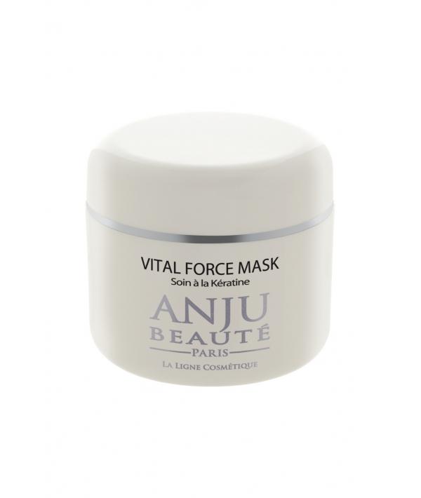 Маска Кератиновая для восстановления и увлажнения поврежденной шерсти (Vital Force Masque) AN640