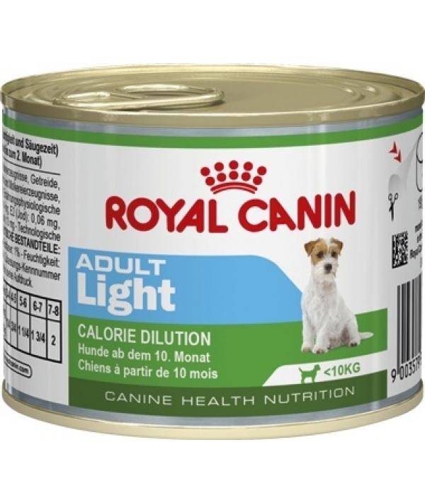 Мусс для взрослых собак 10 мес.–8 лет: контроль веса (Adult Light Mousse) 779002