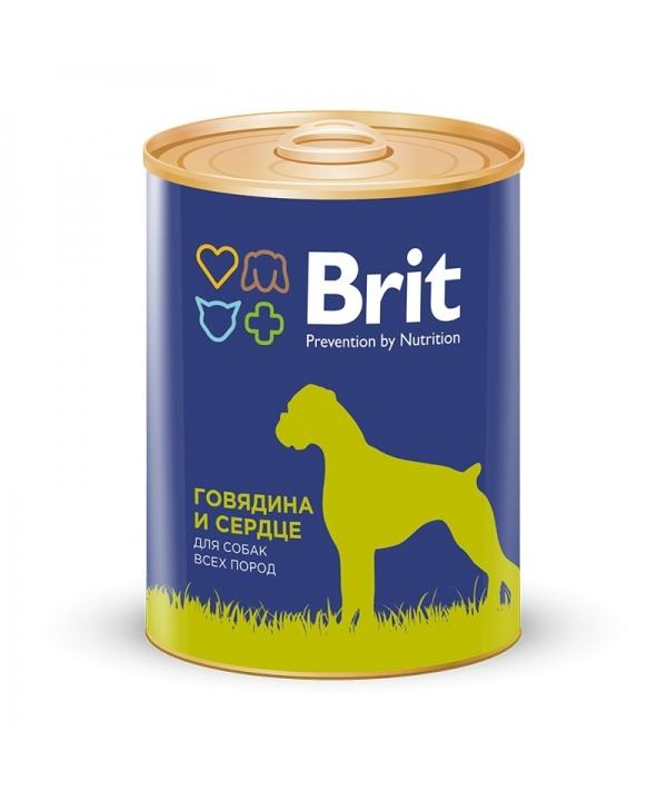 Консервы для собак с говядиной и сердцем (Beef&Heart) 9297