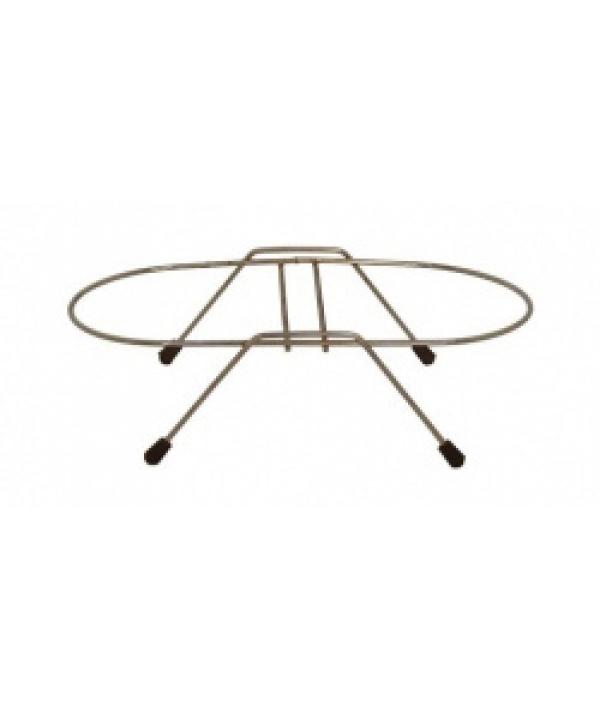 Подставка под миски двойная для мисок 16 см, 0,75 л (Double dinner wire frame without bowls) 175407