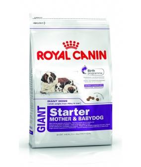 Для щенков гигантских пород: 3нед.–2 мес., беременных и кормящих сук (Giant Starter) 194040