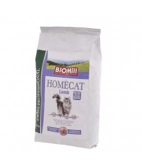 Для кошек с чувств.пищ – ием и аллергией с ягненком (Homecat)(554038)