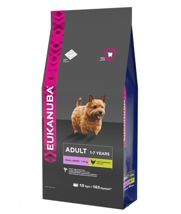 Для взрослых собак малых пород с курицей (Adult Small breed) 10137704