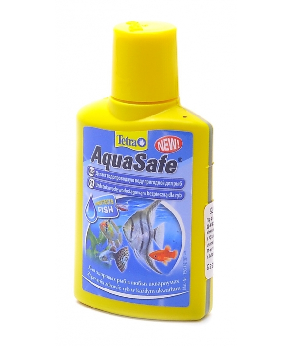 Кондиционер Tetra AquaSafe 100ml 762732