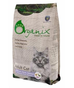 Для кошек: курица, утка и лосось (Adult Cat Chicken, Duck, Salmon)