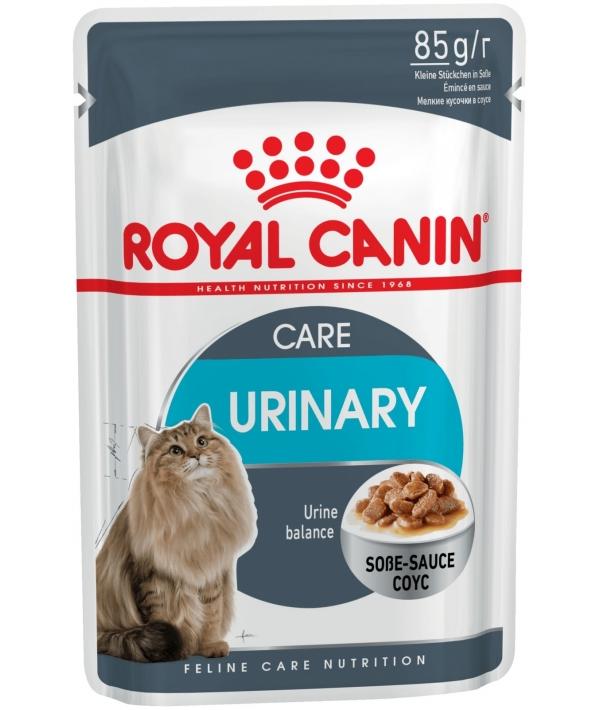 Кусочки в соусе для кошек при профилактике МКБ (Urinary care in gravy ) 799001