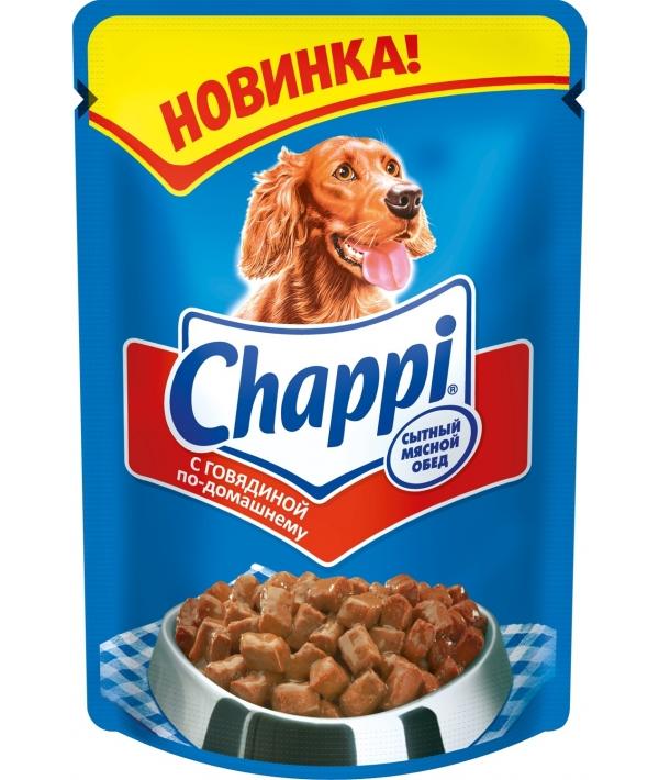 Паучи для собак – говядин по домаш, 10114994