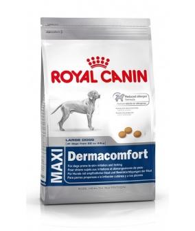 Для крупных собак с чувствительной кожей (Maxi Derma Comfort 25) 118140/382140