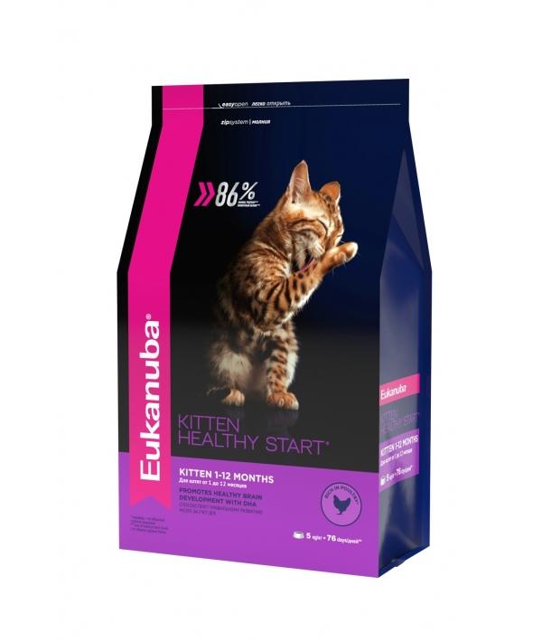 Для котят, беременных и кормящих кошек с курицей (Kitten Healthy Start) 10144103/ 81061318