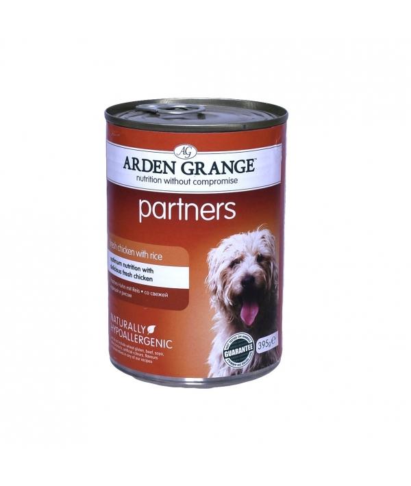 Консервы для собак с курицей и рисом (Chicken & Rice) AG819015