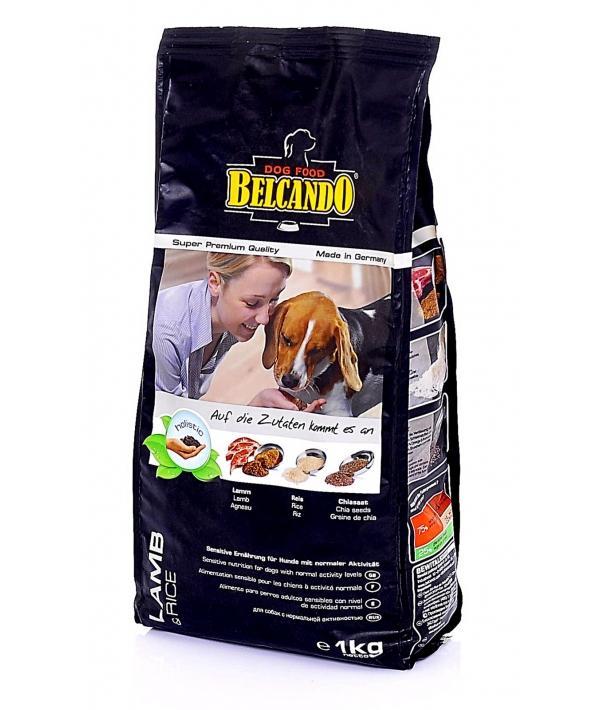 Для собак с ягненком и рисом (Adult Lamb & Rice) 550 905