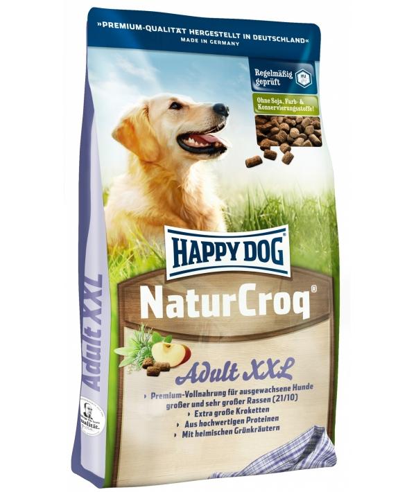 Натур Крок XXL для собак крупных пород (большие гранулы)