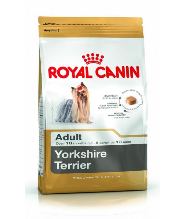 Для взрослого Йоркширского терьера: с 10 мес. (Yorkshire Terrier 28) 140015/685015