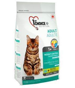 Для кошек с лишним весом