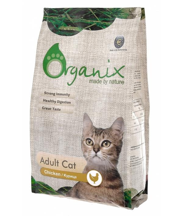Натуральный корм для кошек с курочкой (Adult Cat Chicken)