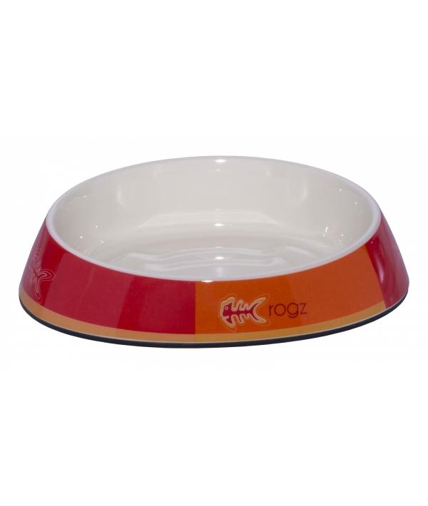"""Миска для комфортного кормления """"Fishcake"""" 200 мл, """"Рыбное танго"""" (MELAMINE CAT BOWL) CBOWL31D"""