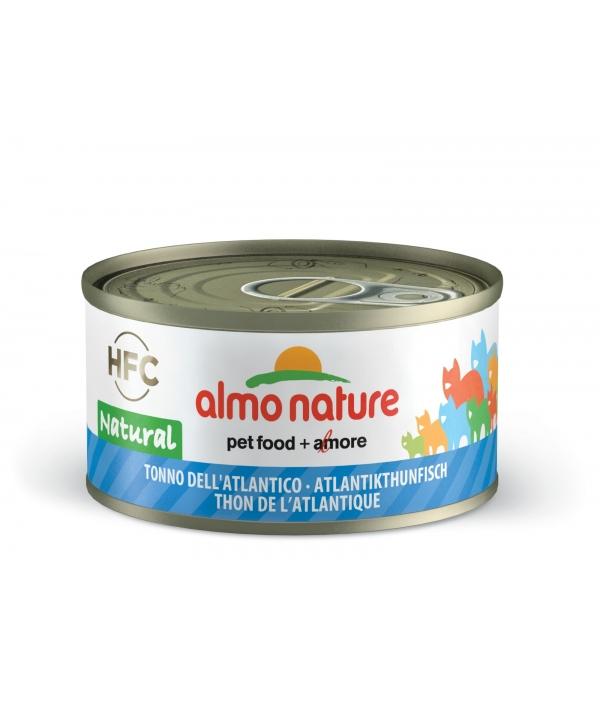 Консервы для Кошек с Атлантическим Тунцом 75% мяса (Legend HFC Adult Cat Atlantic Tuna) 9020H
