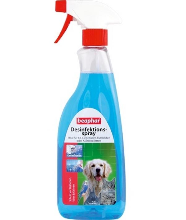 Спрей для дезинфекции среды обитания животных (Desinfections – spray) 10717