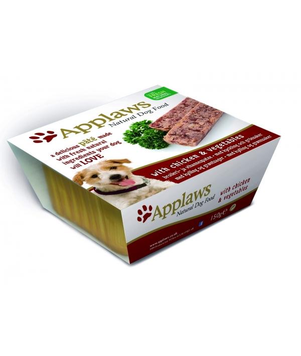 Паштет для Собак с Курицей и овощами (Dog Pate with Chicken & vegetables) 6250CE – A