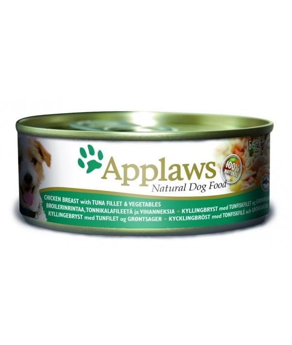 Консервы для Собак с Курицей, Тунцом и рисом (Dog Chicken, Tuna & Rice) 3003CE – A