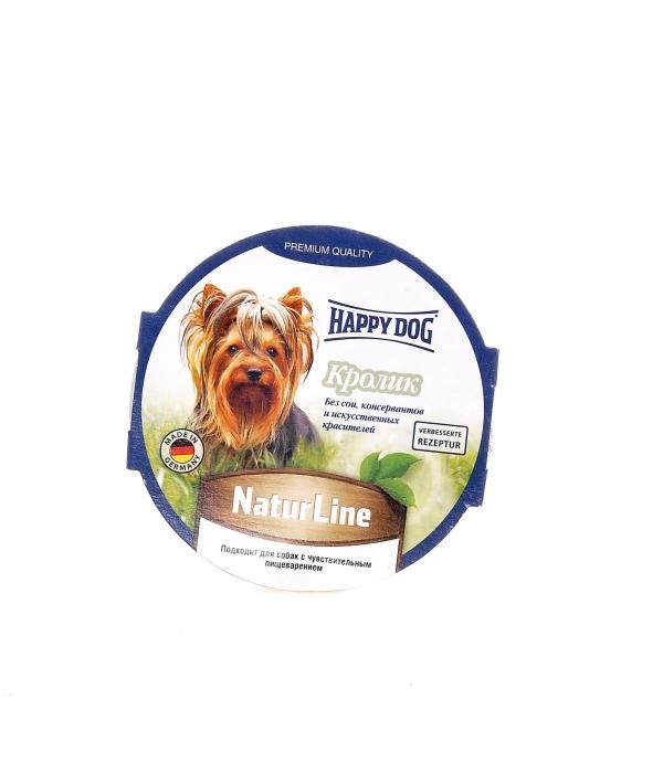 Нежный мясной паштет для собак – кролик