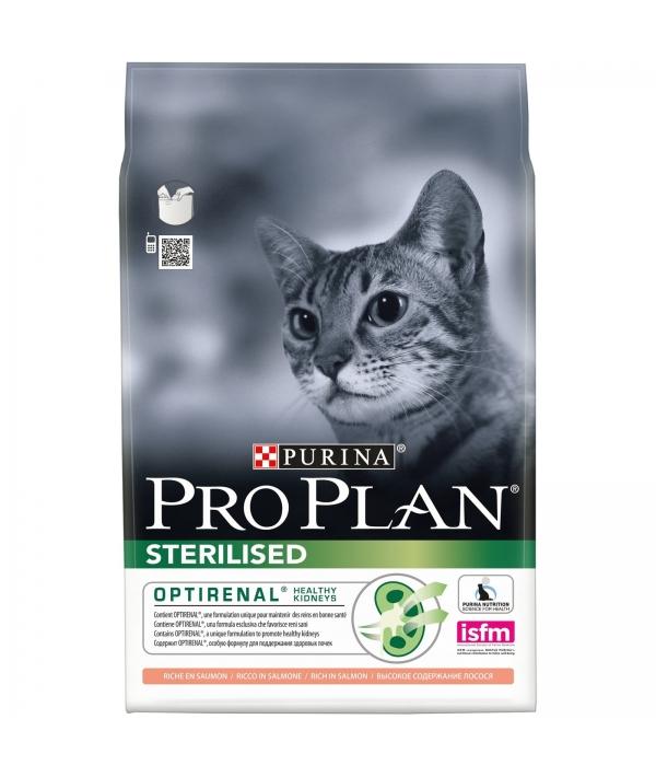 Для Кастрированных кошек лосось и тунец (Sterilised salmon) – 12171890