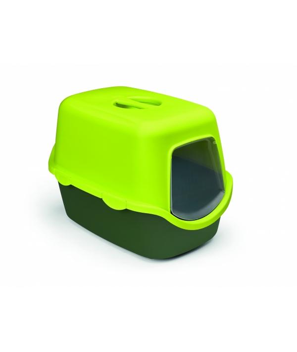 Туалет закрытый Cathy Trendy Colour, салатово – зеленый, 56*40*40см (TOILETTE CATHY VERDE PINO/VERDE LIME) 98651