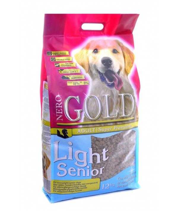 Для Пожилых собак: индейка рис (Senior/Light)
