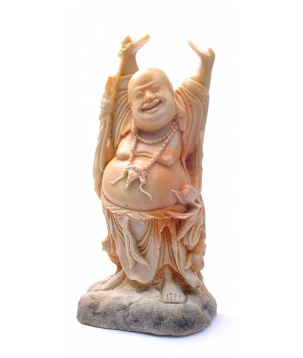 "Декор для аквариумов ""Будда Удачи"" , 9,5 * 8 * 19 см (Asiatica buddha of fortune aqua decor) 44865"
