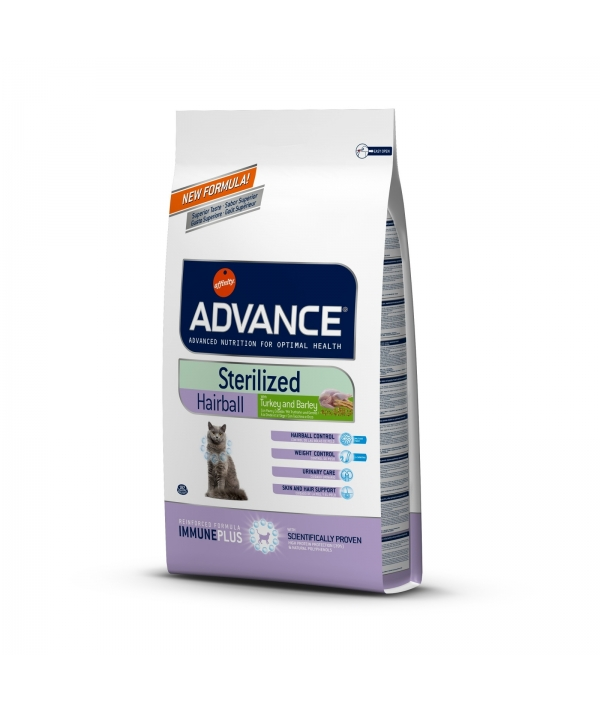 Для вывода шерсти у стерилизованных кошек (Sterilized Hairball) 921865