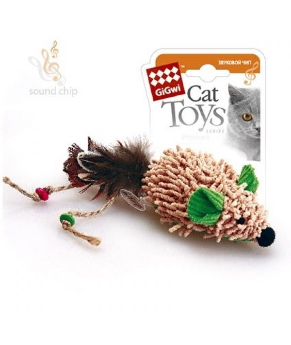 Игрушка для кошек. Мышка с электронным чипом (75030)50109