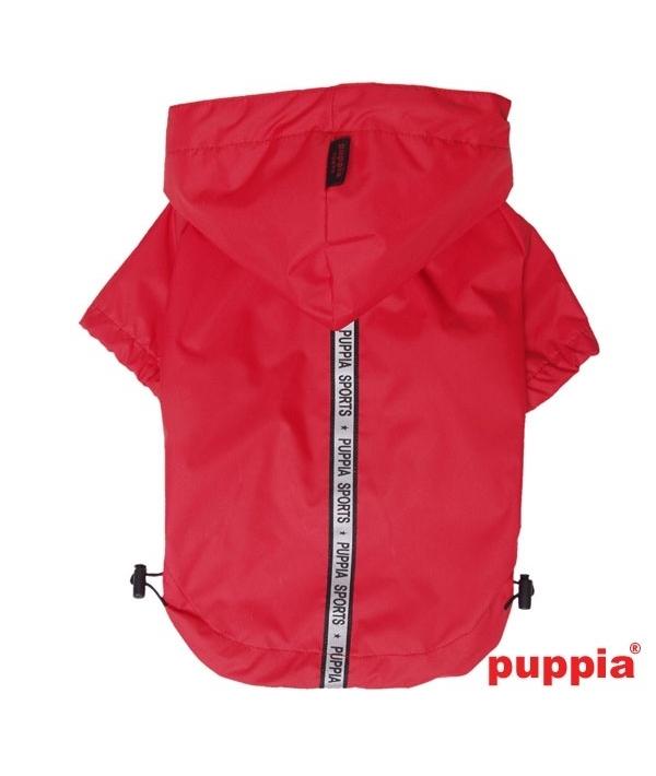 Базовый плащ со светоотражающими лентами, красный, размер 4L (длина 55 см) (BASE JUMPER/RED/4L) PEAF – RM03 – RD – 4L
