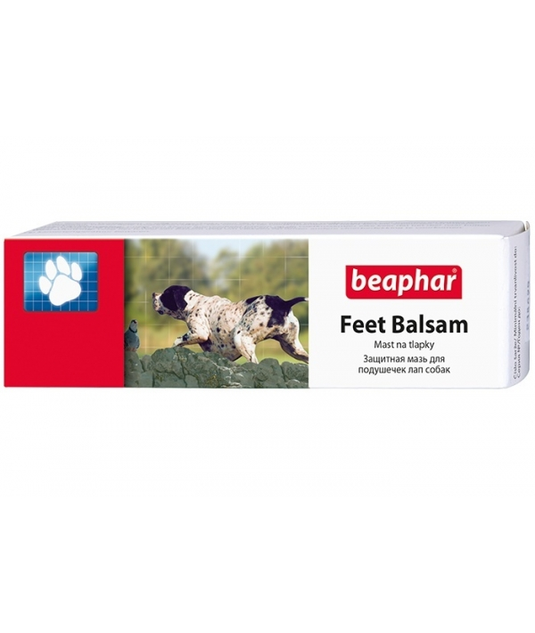 Бальзам (мазь) для защиты лап от поврждений (Feet Balsam) 11778