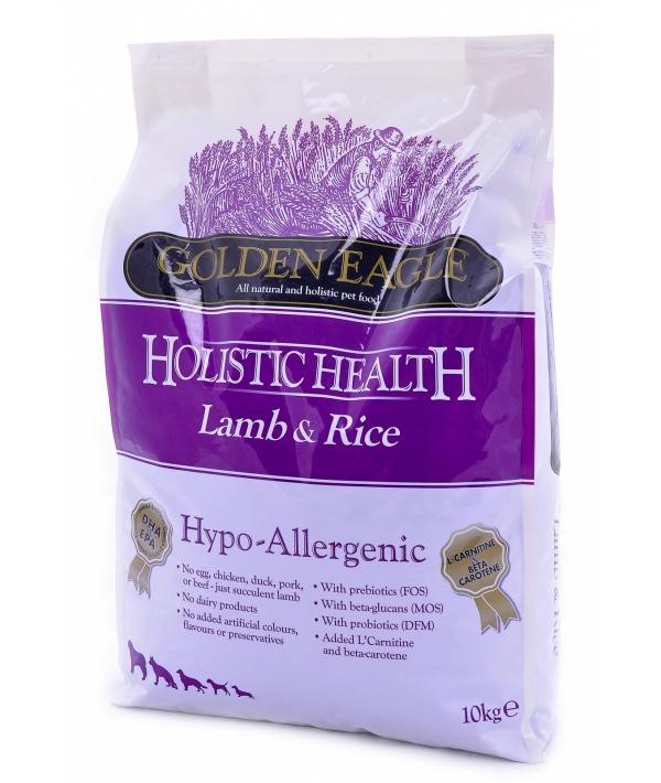 Ягненок с рисом гипоаллергенный для собак (Hypo – allergenic Lamb&Rice 22/12) 27650