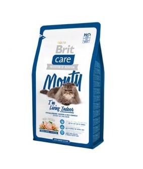 Сухой корм для кошек, живущих в квартире, с курицей (132609 )