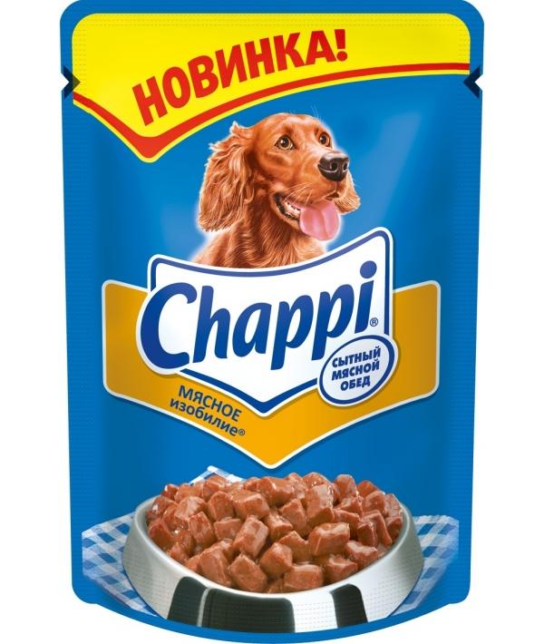 Паучи для собак – мясное изобилие, 10114996