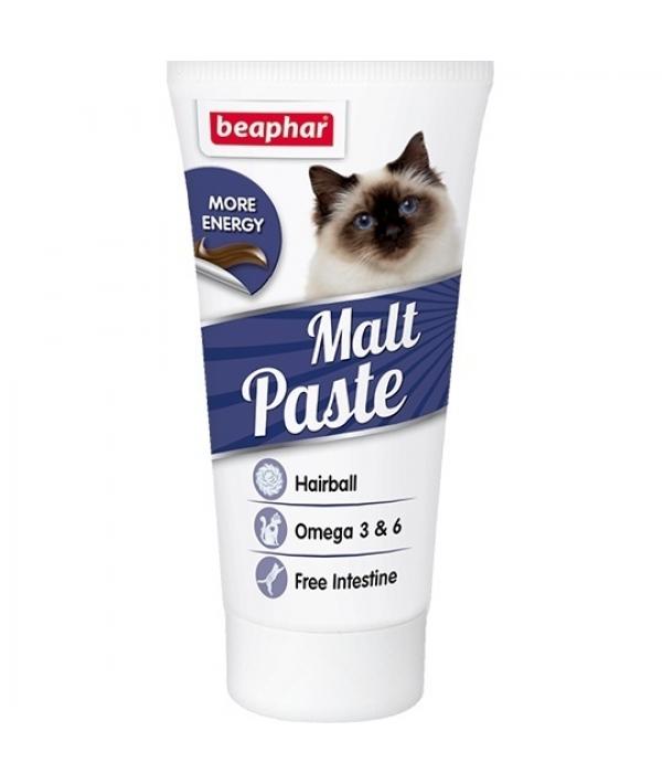 Паста для вывода шерсти из желудочно – кишечного тракта «Malt Pastе» 12563