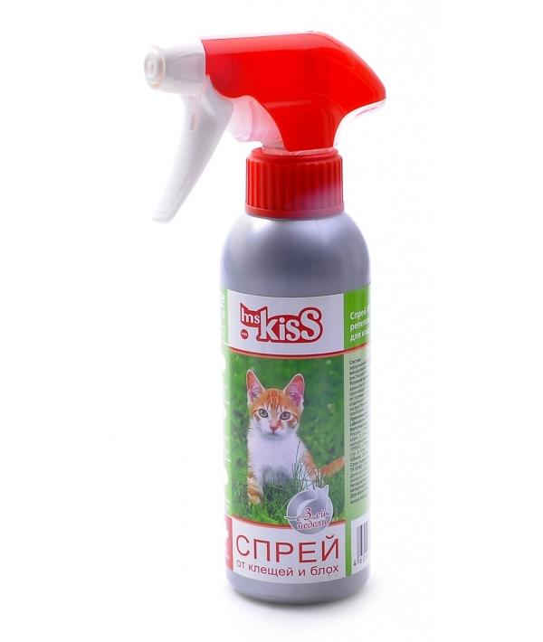 Спрей от блох и клещей для кошек MK05 – 00200