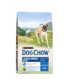 Для взрослых собак крупных пород с индейкой (Adult Large Breed) 12308767