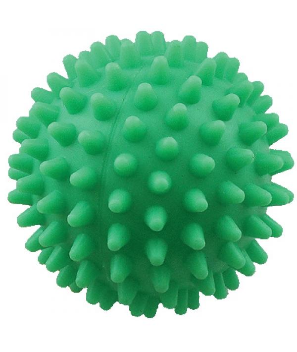 """Игрушка для собак """"Мяч массажный №1"""" винил, 5,5см (С038)"""