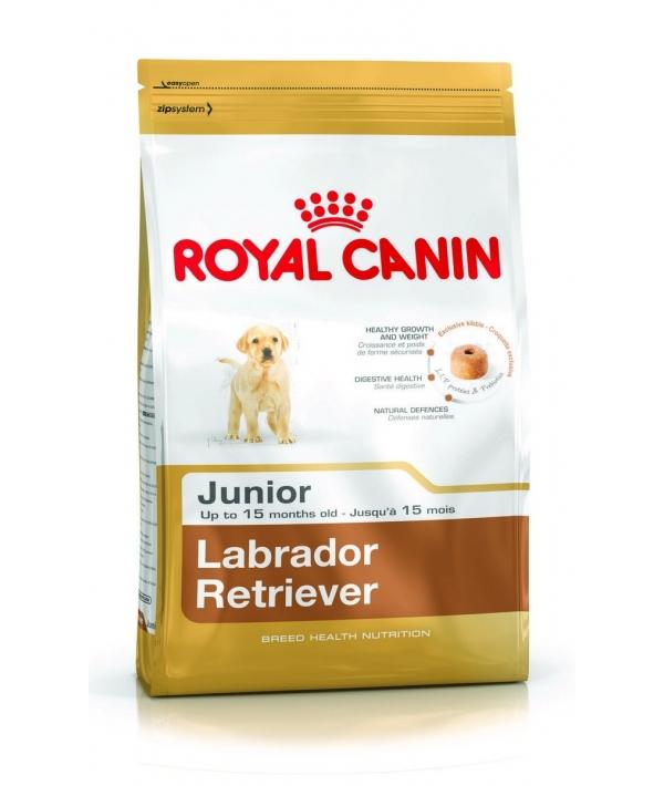 Для щенков Лабрадора: до 15 мес. (Labrador Retriever junior 33) 349120