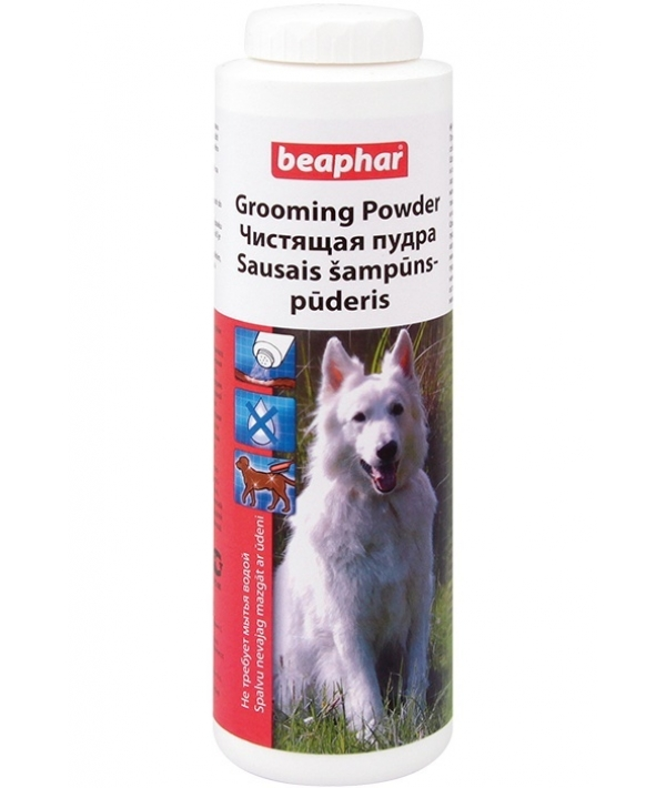 Пудра – шапмунь для грумминга Собак (Bea Grooming Powder) 10475/10402