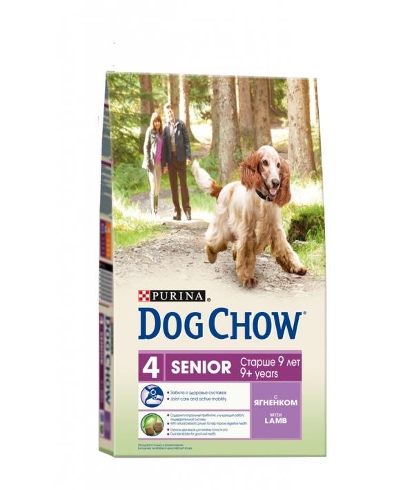 Для пожилых собак 9+ с ягненком (Senior) 12308565