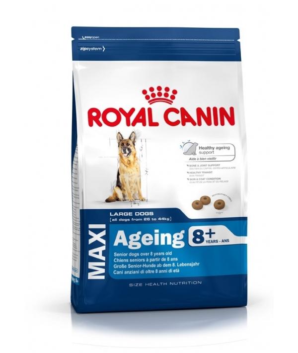 Для пожилых собак крупных пород старше 8 лет (Maxi Ageing 8+) 331150/ 331115