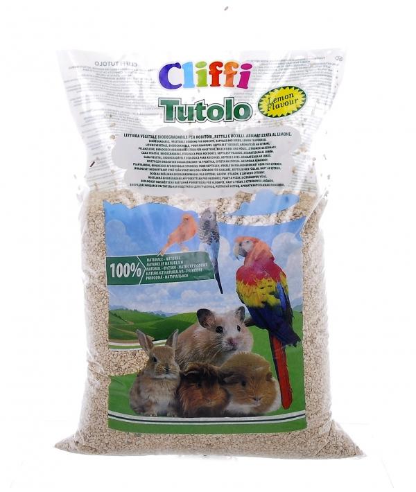 """Кукурузный наполнитель """"Цитрус"""" для грызунов: 100% органик (Tutolo) PCRS011"""
