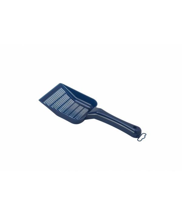 Совок для мелкого наполнителя, 10х28х4см, черничный (scoopy small sifting) MOD – C155 – 331.