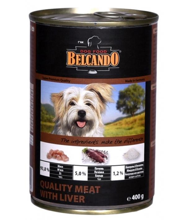 Конс. Мясо с печенью (Quality Meat & Liver) 512525